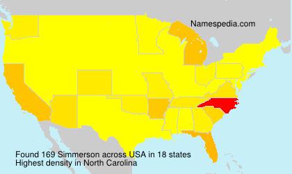 Simmerson