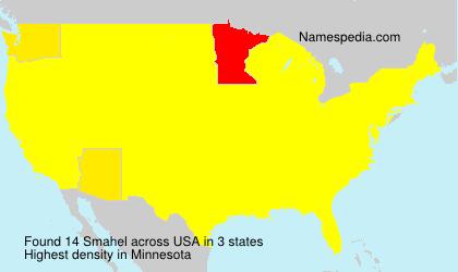 Smahel - USA