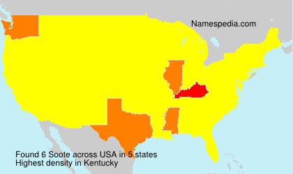 Soote - USA