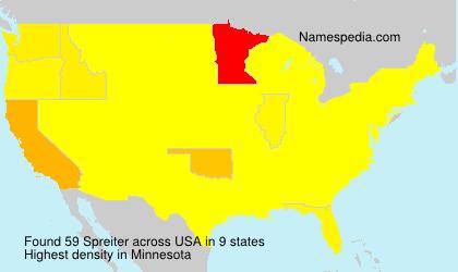 Spreiter - USA