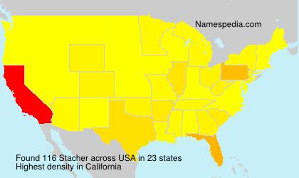 Stacher