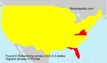 Stakenborg