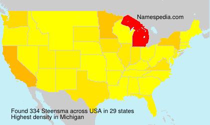Steensma