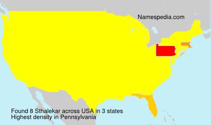 Sthalekar