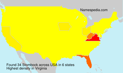 Stombock