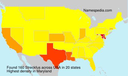 Streckfus