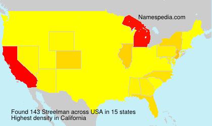 Streelman