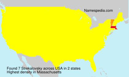 Strekalovsky