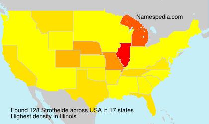 Strotheide