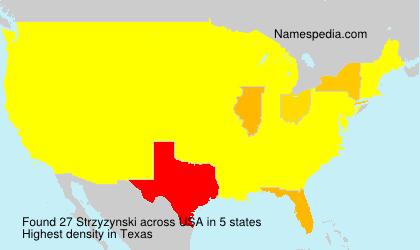 Strzyzynski