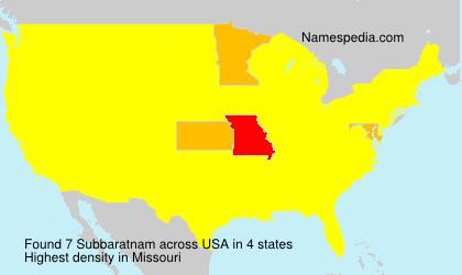 Subbaratnam