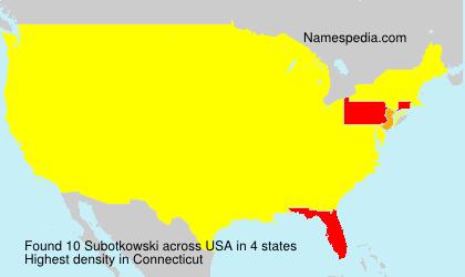 Subotkowski - USA