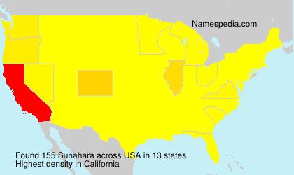 Sunahara