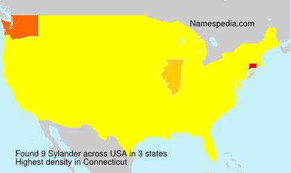 Sylander - Names Encyclopedia