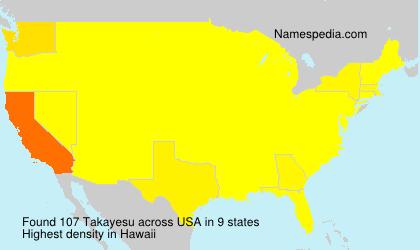 Takayesu