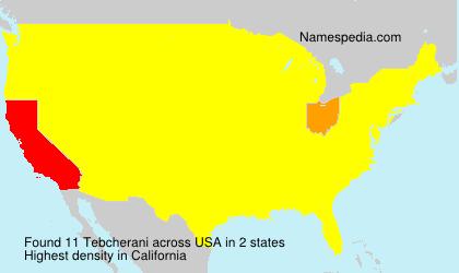 Tebcherani