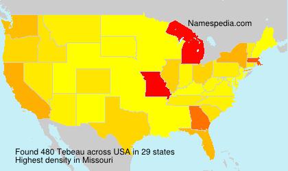 Tebeau - USA
