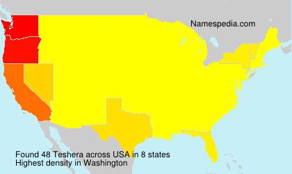 Teshera