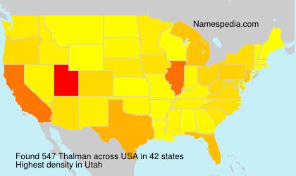 Thalman
