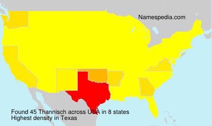 Thannisch