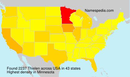 Thielen - USA