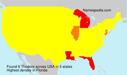 Thodore - USA