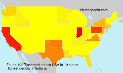 Tisserand - USA