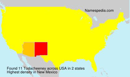 Todacheeney