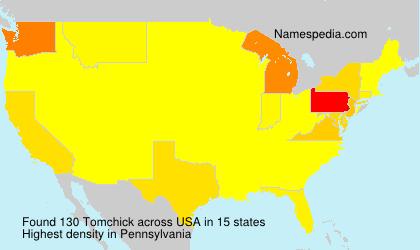 Tomchick