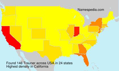 Trauner - USA