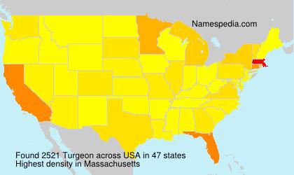 Turgeon