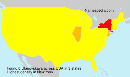 Ulanovskaya
