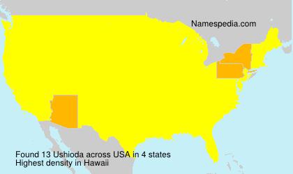 Ushioda