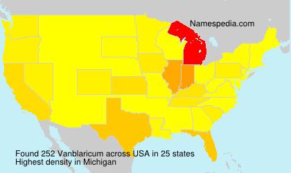 Vanblaricum
