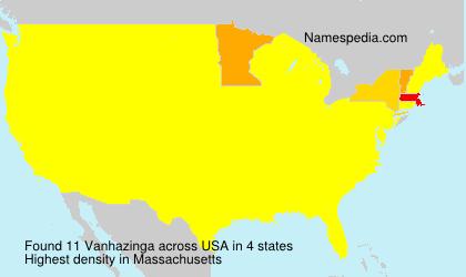 Vanhazinga