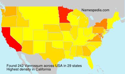 Vanrossum