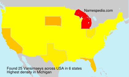 Vansimaeys