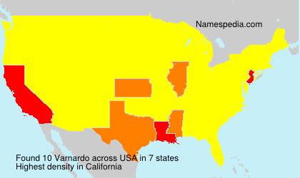 Varnardo - USA