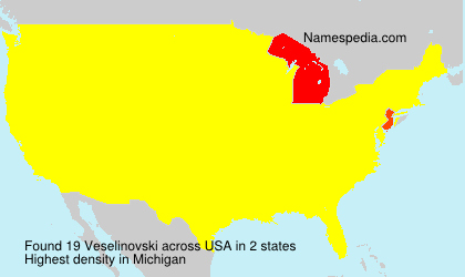 Veselinovski