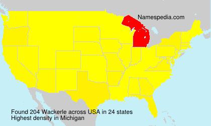 Wackerle
