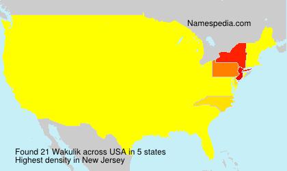 Wakulik - USA