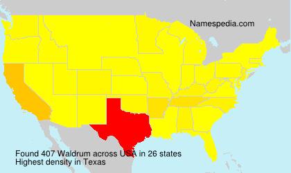 Waldrum