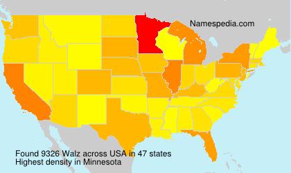 Walz - USA