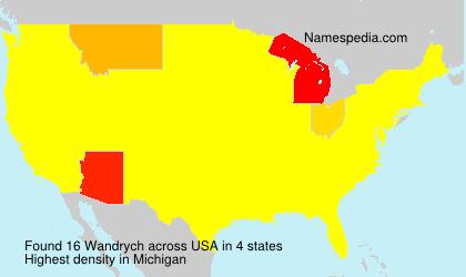 Wandrych