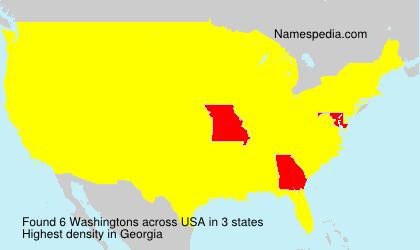 Washingtons