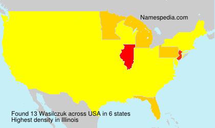 Wasilczuk - USA