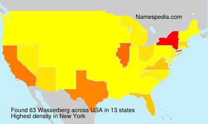 Wasserberg - Names Encyclopedia
