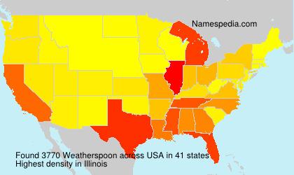 Weatherspoon
