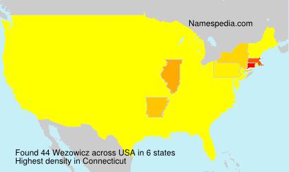 Wezowicz