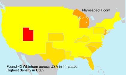 Whinham